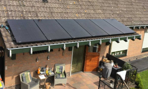 6 panelen 300Wp SolarEdge